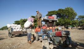 Immagini di viaggio del Myanmar fotografie stock