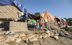 Immagini di viaggio del Myanmar fotografia stock