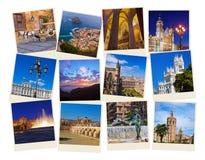 Immagini di viaggio della Spagna (le mie foto) Fotografie Stock Libere da Diritti