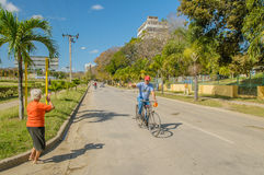 Immagini namo del ¡ di Guantà - di Cuba Immagini Stock Libere da Diritti