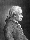 Immanuel Kant Royalty-vrije Stock Afbeeldingen