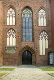 Immanuel Kant cathedral in Kaliningrad Stock Photos