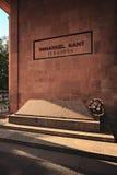 Immanuel Kant tomb royaltyfri foto