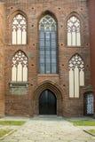 Immanuel- Kantkathedrale in Kaliningrad Stockfotos