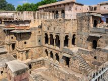 Chand Baori in the city of Jaipur in India