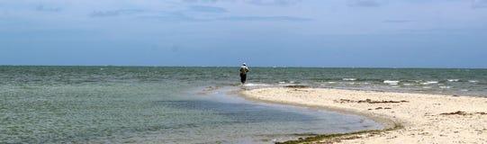 Immensité de la mer Images libres de droits