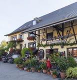 Immenstaad - Jeziorny Constance, Baden-Wuerttemberg, Niemcy, Europa Obraz Royalty Free