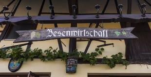 Immenstaad - Jeziorny Constance, Baden-Wuerttemberg, Niemcy, Europa Zdjęcia Royalty Free