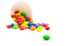 Immer währende Süßigkeiten Stockfoto
