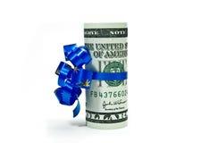Immer Willkommen: Geld Lizenzfreies Stockfoto