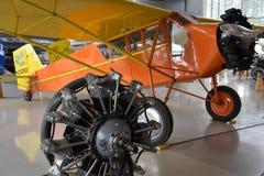 Immergrünes Luftfahrt-Museum in McMinnville, Oregon lizenzfreies stockfoto