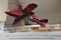 Immergrünes Luftfahrt-Museum in McMinnville, Oregon stockfoto