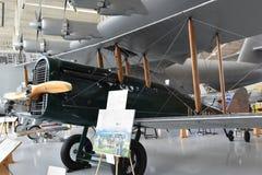 Immergrünes Luftfahrt-Museum in McMinnville, Oregon lizenzfreie stockbilder