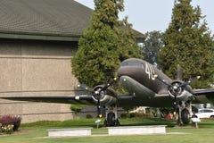 Immergrünes Luftfahrt-Museum in McMinnville, Oregon stockfotos