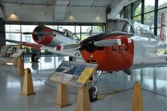 Immergrünes Luftfahrt-Museum in McMinnville, Oregon lizenzfreies stockbild