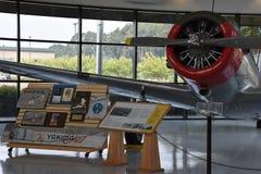 Immergrünes Luftfahrt-Museum in McMinnville, Oregon stockfotografie