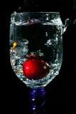 Immersione subacquea della ciliegia Fotografie Stock Libere da Diritti