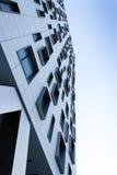 Immeuble de bureaux à Bucarest Photo libre de droits