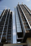 Immeuble de bureaux. Images stock