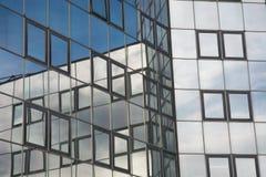Immeuble de bureaux Images libres de droits