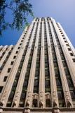 Immeuble de bureaux au centre de la ville de San Francisco Photos libres de droits