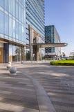Immeuble de bureaux commercial image stock