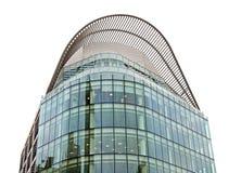 Immeuble de bureaux d'isolement Image libre de droits