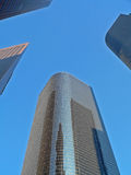 Immeuble de bureaux de corporation Images stock