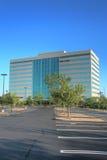 Immeuble de bureaux de corporation Photos libres de droits