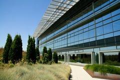 Immeuble de bureaux de Leed Photo stock