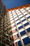 Immeuble de bureaux de Modrern. Photographie stock libre de droits