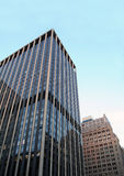 Immeuble de bureaux de New York City Image stock