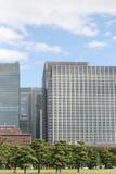 Immeuble de bureaux de Tokyo Photographie stock libre de droits