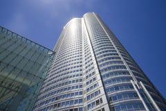 Immeuble de bureaux de Tokyo Roppongi, Japon photographie stock