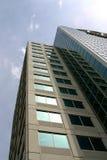 Immeuble de bureaux du centre photos stock