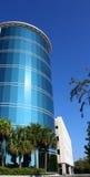 Immeuble de bureaux en verre Photo libre de droits