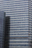 Immeuble de bureaux en verre Photos libres de droits