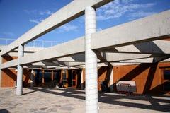 Immeuble de bureaux industriel image libre de droits