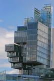 Immeuble de bureaux moderne Image libre de droits
