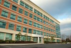 Immeuble de bureaux moderne 5 Photo libre de droits