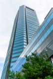 Immeuble de bureaux moderne Images stock