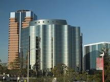 Immeuble de bureaux moderne Photo libre de droits