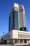 Immeuble de bureaux moderne. Photo stock