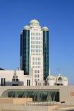 Immeuble de bureaux moderne. Image libre de droits