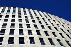 Immeuble de bureaux moderne en Hollandes Image libre de droits