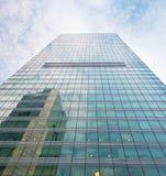 Immeuble de bureaux de Singapour, gratte-ciel Images stock