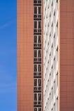 Immeuble de bureaux Windows Images stock