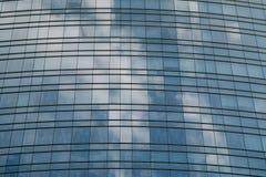 Immeuble de bureaux Windows Photographie stock libre de droits