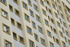 Immeuble extérieur architectural images libres de droits