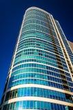 Immeuble grand dans la ville centrale, Philadelphie, Pennsylvan Photos stock
